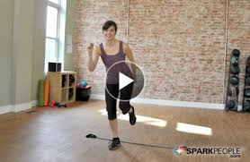 Chair Cardio Exercises 10 Minute Jump Start Cardio Workout Video