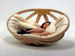 furniture unique chair design ideas with nice papasan rocking