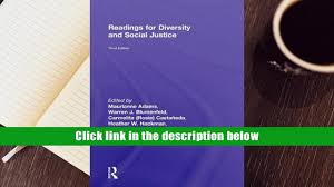 read online readings for diversity and social justice book online