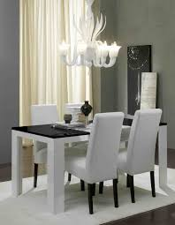 black and silver dining room set home design