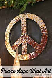 peace room ideas peace sign wall art for christmas peace room ideas and walls
