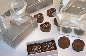 wedding favor ideas diy handmade chocolate wedding favors