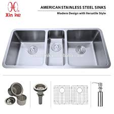 3 Bowl Undermount Kitchen Sink by China Indonesia Kitchen Sink China Indonesia Kitchen Sink