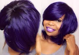 how to do a bob hairstyle with weave how to do quick weave no part purple saga brazilian remy