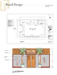 Clothing Store Floor Plan by Interior Design By Lily Chow At Coroflot Com