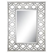 Uttermost Mirrors Free Shipping Rectangle Sorbolo Decorative Wall Mirror Silver Uttermost Target
