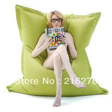 2018 bean bag reading chair waterproof outdoor beanbag