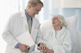 Doctor Comforting Patient What Are The Causes Of Right Flank Pain In A Woman Healthy Living