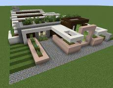 Modern House Blueprints Minecraft Blueprints View Source More Modern Minecraft House