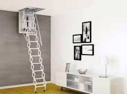 attic staircase ideas foldaway attic ladder traditional entry to