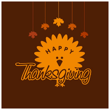 thanksgiving day logo design vector free