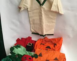 1960s Halloween Costumes Vintage Halloween Costume Toddler Etsy