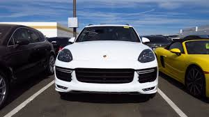 porsche car cayenne 2016 used porsche cayenne awd 4dr gts at rolls royce motor cars