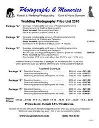 photographer prices tremendous wedding photographer prices 7