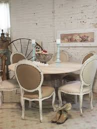 shabby chic round dining table inspiring shabby chic round dining table linda s board pinterest