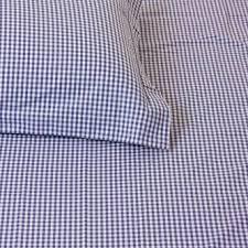 Junior Cot Bed Duvet Set Gingham Bedding Navy Gingham Duvet Set Cot Bed Babyface