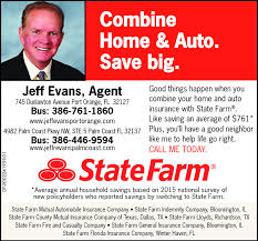 state farm jeff evanscombinehome auto save big jeff evans agentgood things