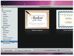 how to use pages to make a gift certificate u2013 tutorial gadget