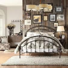 Wood Pallet Headboard Bedroom Diy Vintage Bedroom Decor Floor To Ceiling Curtain Unique