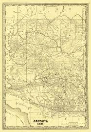 map of az arizona map experience az adventure map