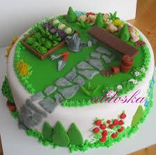 gardening cake cake ideas for grandchildren pinterest cake