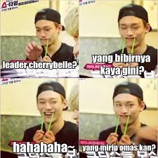 Exo Meme - meme exo indonesia home facebook