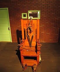 Tennessee Electric Chair Old Sparky Wikipedia