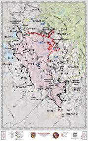 Wildfire Map Near Me by Update On Detwiler Fire Wednesday 6 Pm Sierra News Online
