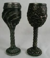 gruesome goblets are absolutely necessary on the dark side