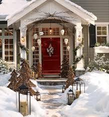 christmas porch decorations most striking diy christmas porch decorations that will melt your heart