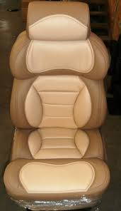 Leather Captains Chairs Custom Van Sofa Beds And Captains Chairs