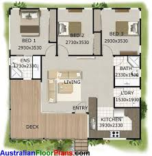 Modern Floor Plans Australia Free 3 Bedroom House Plans Australian Free House Floor 3