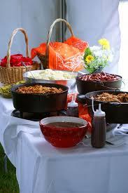 Backyard Bbq Reception Ideas Best 25 Barbeque Wedding Ideas On Pinterest Horseshoe Table
