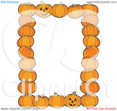 Halloween Invitation Borders by Royalty Free Rf Clipart Of Borders Illustrations Vector