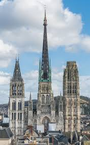rouen cathedral wikipedia