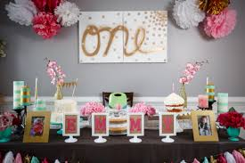 emmy u0027s dohl korean 1st birthday party love your abode