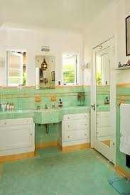 Blue Green Bathrooms On Pinterest Yellow Room by Best 25 Vintage Tile Ideas On Pinterest Bathroom Tile Patterns