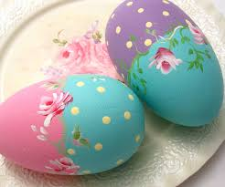 painted wooden easter eggs painted wooden easter eggs i painting easter egg flickr