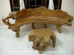 teak root dining table base pin by indogemstone on indogemstone products pinterest teak