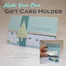 make gift cards make your gift cards festival of trees gift card holder