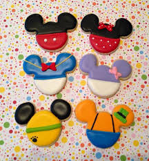 182 mickey minnie decorated cookies cake pops images