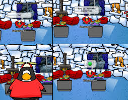 Club Penguin Memes - club penguin memes ugly face episode 15 club penguin mountains