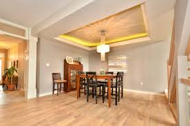 dining room trim ideas creating the illusion of space with ceiling color dining room