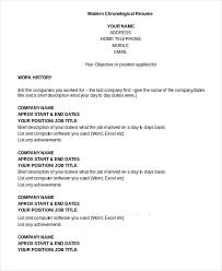Define Chronological Resume 100 Resume Definition Job Doorman Responsibilities Resume Mpa