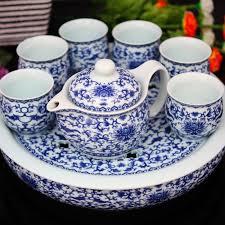 tea cup set jingdezhen ceramic tea set package kung fu tea sets tea teacup