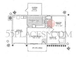 800 Square Foot House Plans Robin Floorplan 800 Sq Ft Cherrywood 55places Com