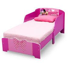 bed frames toddler bed mattress walmart minnie mouse wooden