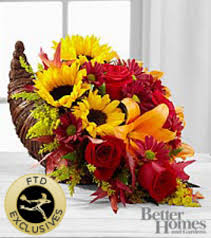harvest cornucopia send flowers to waterford bloomfield and lake mi with