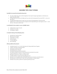 Tutor Resume Example by Math Tutor Job Description Resume Free Resume Example And