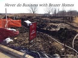 Beazer Home Design Center Indianapolis Why You Should Never Do Business With Beazer Homes